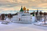 Russie Kostroma monastère Ipatiev