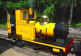 Polar Bear Steam Locomotive