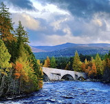 Bridge or Dee - Scotland