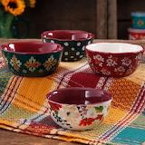 ^ Vintage Looking Bowls