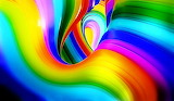 Colours-colorful-curves