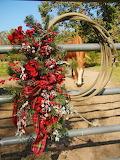 #Western Christmas Wreath