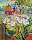 ^ Suzanne Claveau artist
