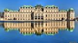Belvedere - the castle of Prinz Eugen