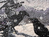 "Birds Art tumblr dogstardreaming ""Raven Dreaming"" ""Thom Atkins"""