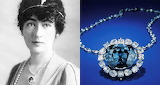 The Hope Diamond and Evalyn Walsh McLean
