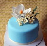 ^ Magnolia Cake