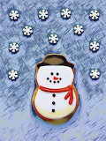 Let it snow @ My Gingerland