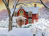 Christmas Lights by John Sloane...