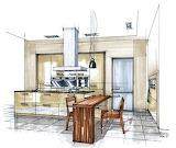 Kitchen Croquis
