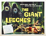 The Giant Leeches lobby card