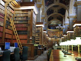 Library - French National Assembly Library - Paris