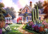 Cottage With Gazebo~ DLewan
