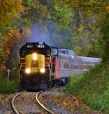 Trains - Cuyahoga Valley Scenic Railroad - Ohio