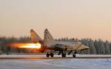 Mikoyan MiG-31 Foxhound 2