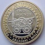 2 Pounds Sterling, 2004