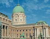 Buda Castle main dome