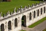 Chateau de Raray garden - France