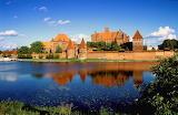 Poland-castle in Malbork