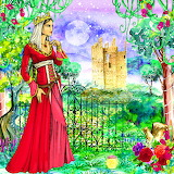 Princess Watercolor
