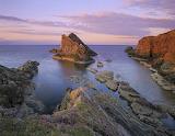 Portknockie-Bow Fiddle Rock Scotland