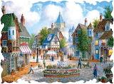 ^ Newbeary Plaza ~ Dennis Lewan
