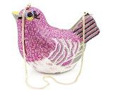 Crystal Bird Bag