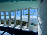 Mackinac Island Grand Hotel Cupola View by Emily Sannes Mecham
