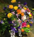 Mazzo di fiori misto