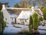 Snowy Scottish Scenery