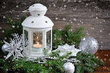 Farol para navidad