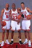 Rodman, Jordan, Pippen