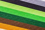 Wood-texture-floor-roof-line-green-