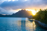 Tropical Island-Bora-Bora