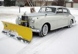 Rolls Royce Snowplow