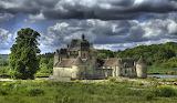 Chateau du Theret, La Sauniere