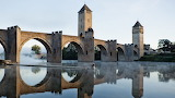 Valentre Bridge Pyrenäen