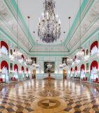 Большой Петергофский дворец. Тронный зал