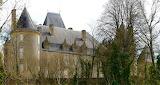 Angoisse, Chateau of Rouffiac