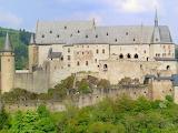 Vianden casle-luxemborg