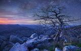 Wichita Mountains Wildlife Refuge. Oklahoma