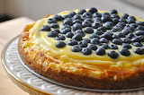 ^ Lemon cheesecake