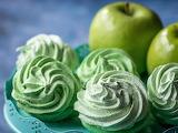Merengues de manzana