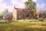 ^ Country House, Dorset, England ~ Ian Ramsay