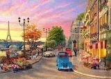 A Paris Evening - Dominic Davison