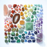 Things Organized Neatly - Rainbow Rocks