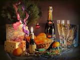Champagne para las fiestas