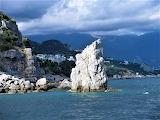 Parus rock, Crimea