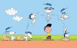 Snoopy on Base