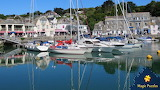 Padstow Harbour, Cornwell, England UK by Woody Walker from auric